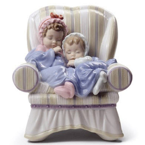 Lladro My two little treasures Dalmazio Design