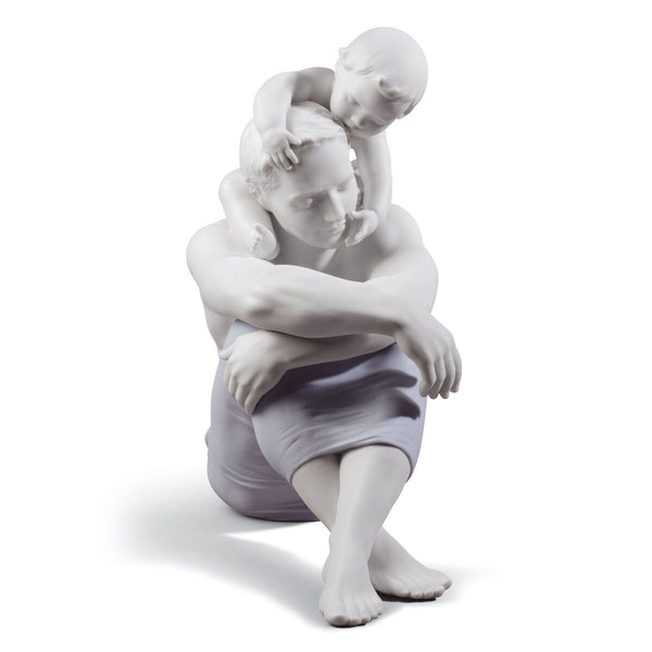 Lladro I love you&#44 Dad Dalmazio Design