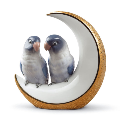 Fly me to the moon (Gold)