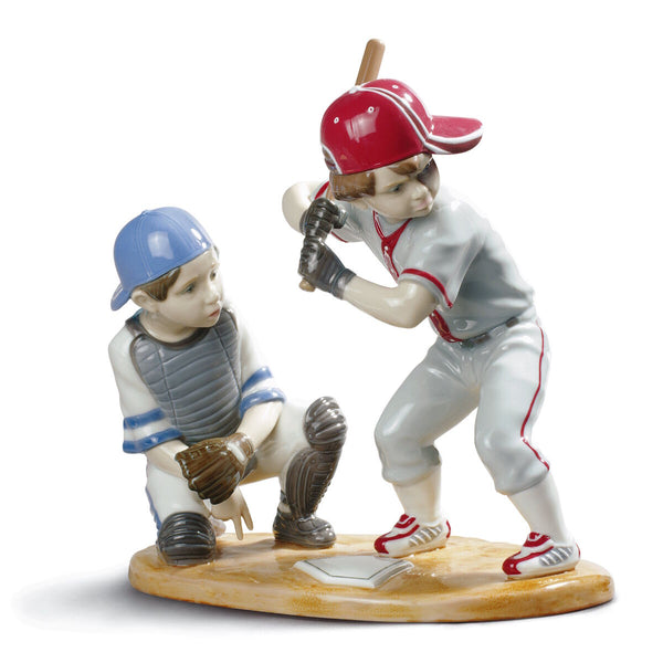 Lladro Baseball players Dalmazio Design