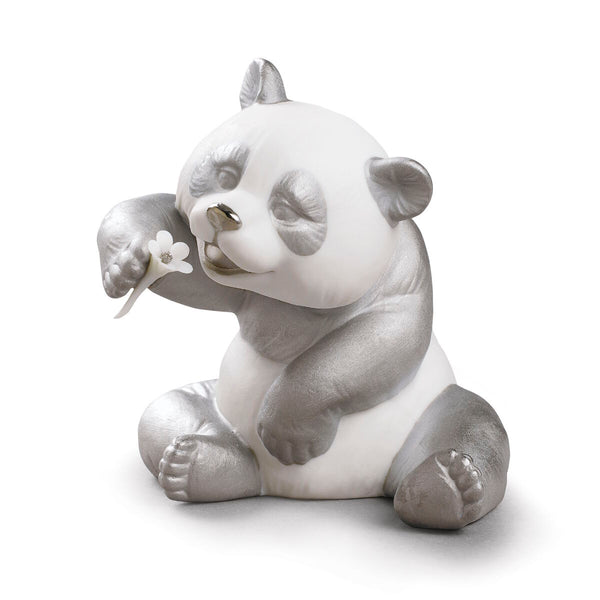 Lladro A cheerful panda (Re-Deco) Dalmazio Design