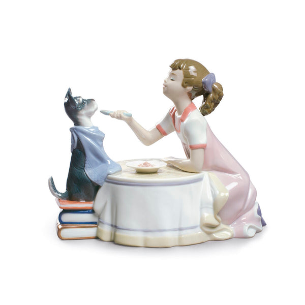 Lladro Tea time Dalmazio Design