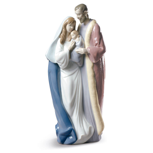 Lladro Blessed Family Dalmazio Design
