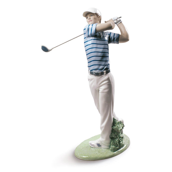 Lladro Golf champion Dalmazio Design