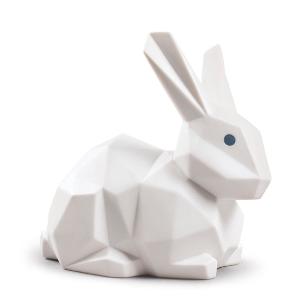Lladro Rabbit (matte white) Dalmazio Design