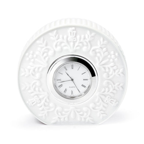 Lladro Table clock-Logos Dalmazio Design