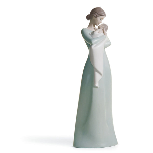 Lladro A mother's embrace Dalmazio Design