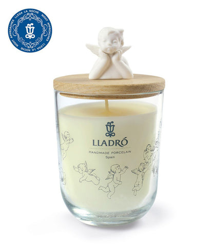 Lladro Missing you candle-Night approaches Dalmazio Design
