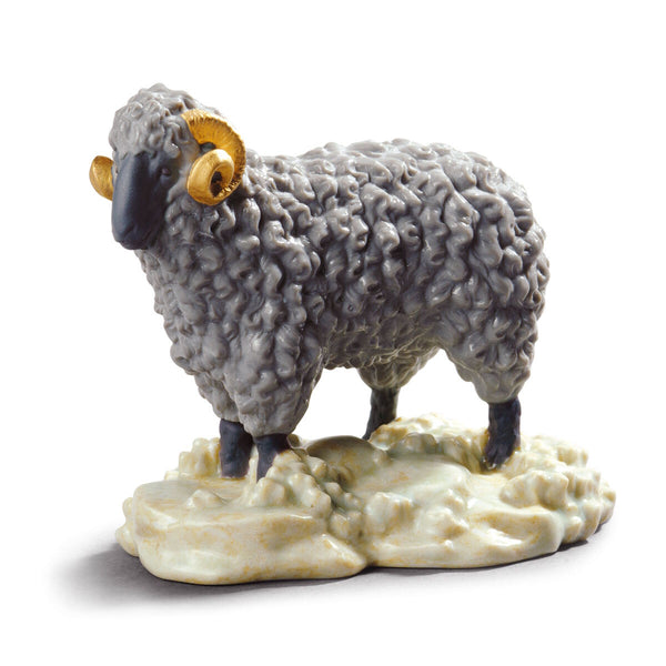 Lladro The Goat - Mini Dalmazio Design