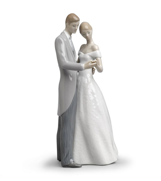 Together Forever Couple Figurine