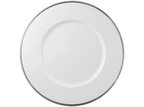 Princess Platinum Charger Plate