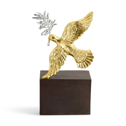 Dove of Peace Sculptural Urn