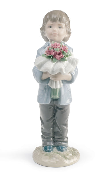 Lladro You Deserve The Best Figurine - Dalmazio Design