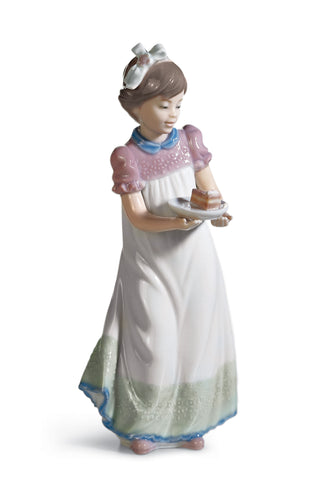 Lladro Happy Birthday Girl Figurine - Dalmazio Design