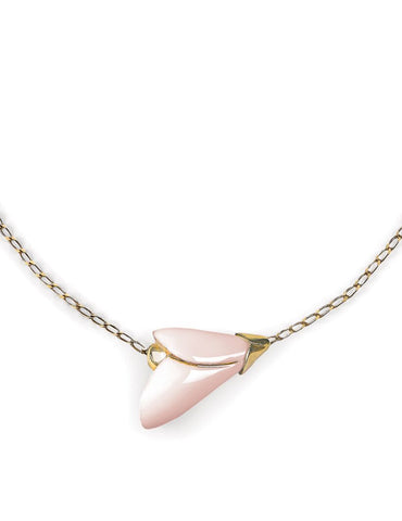 Heliconia Pendant. Pink