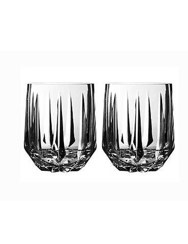 Wedgwood Vera Peplum Crystal DOF (Set of 2) Dalmazio Design