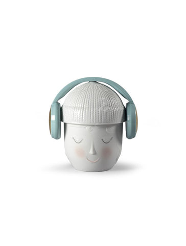 Lane headphones box (green)