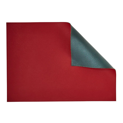 Saffiano Hollyberry Rectangular Placemat