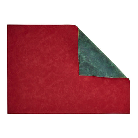 Nubuck Hollyberry Rectangular Placemat