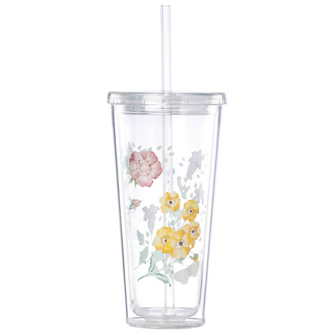 Lenox Butterfly Meadow Tumbler - Dalmazio Design