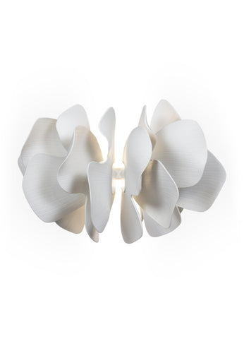 Nightbloom Wall Sconce. White. (US)