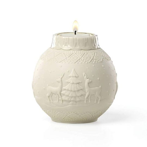 Ornamental Glow Nordic Votive w/ Tealight - LAST IN STOCK