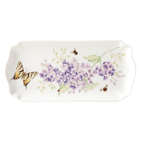 Lenox Butterfly Meadow Rectangular Tray - Dalmazio Design