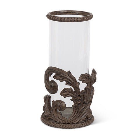 "Acanthus 3"" Candle Holder"