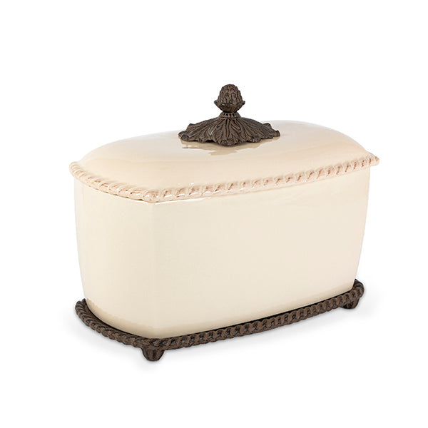 Acanthus Bread Box