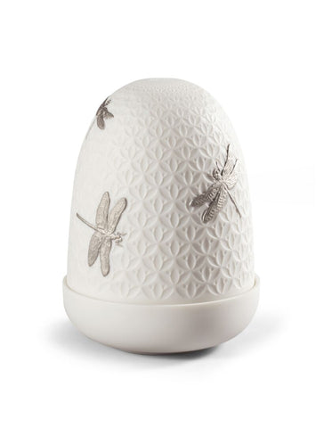 Lladro Dragonflies Dome lamp Dalmazio Design