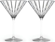 Rogaska - Dalmazio Design - Avenue Martini 11oz (Set of 2)