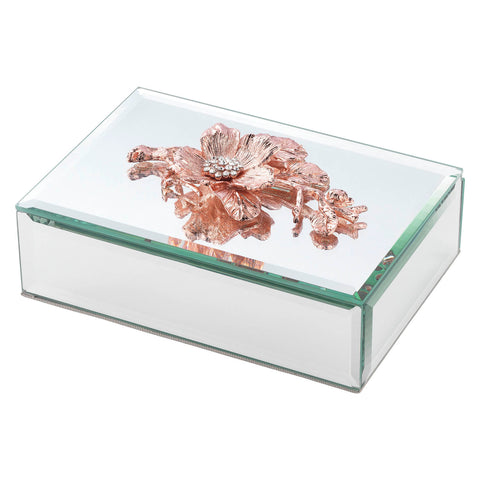 Olivia Riegel Rose Gold Botanica Box Dalmazio Design