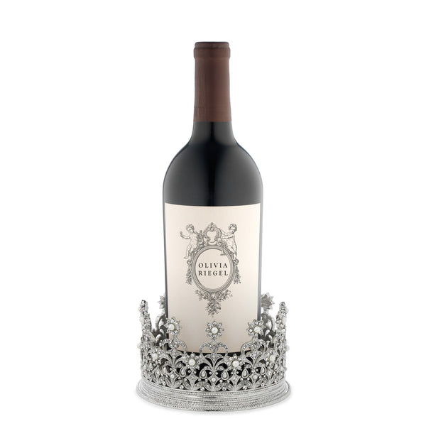 Olivia Riegel Diana Crown Wine Coaster Dalmazio Design