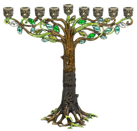 Tree Menorah