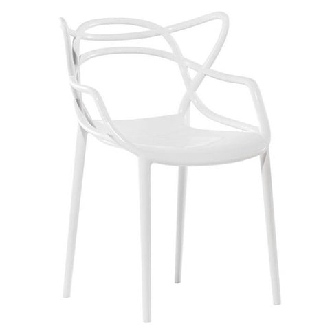 White Knot Chair Rental