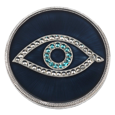 Olivia Riegel Evil Eye Coaster; Set Of 4 Dalmazio Design