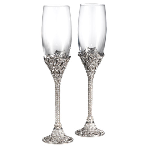 Windsor Flute Set of 2 - 7 oz.
