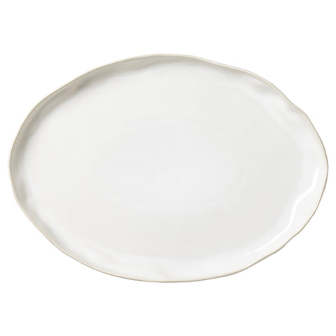 Forma Cloud Large Oval Platter