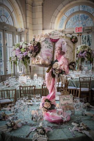 Storybook Keepsake Centerpiece Rental