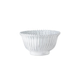 Vietri Incanto Stripe Small Serving Bowl Dalmazio Design