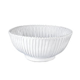 Vietri Incanto Stripe Large Serving Bowl Dalmazio Design