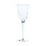 Vietri Optical Clear Wine Glass Dalmazio Design