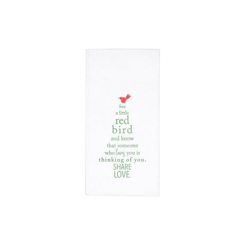 Papersoft Napkins Holiday Tree Guest Towels (Pack of 20)