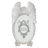 "Olivia Riegel Angel Wings 2.5"" X 3.5"" Frame Dalmazio Design"