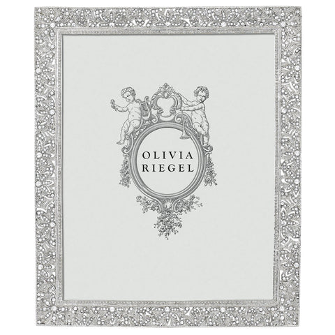 "Silver Windsor 8"" X 10"" Frame"