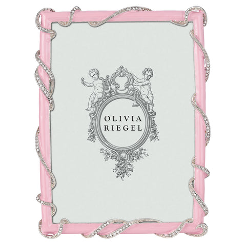"Baby Pink Harlow 5"" x 7"" Frame"