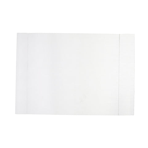 Reversible Placemats White Rectangular Placemat
