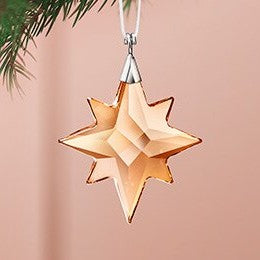 Swarovski Star Ornament- Free Gift With Purchase of $175