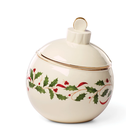 Holiday™ Ornament Candy Jar