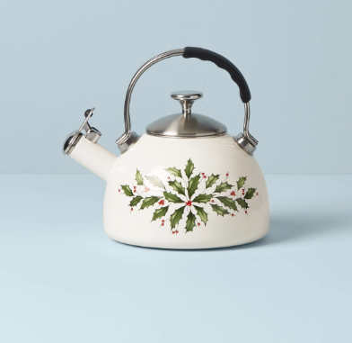 Holiday Tea Kettle